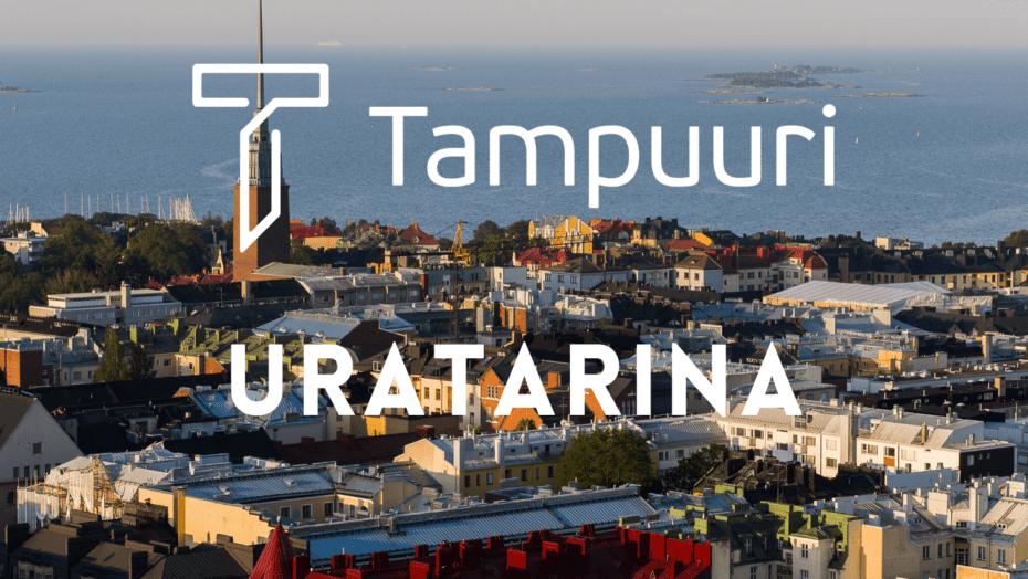 """Tuotepäällikkö Päivi Karhu: """"On ollut ilo seurata kuinka Tampuuri kehittyy."""""""