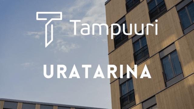 """Tuotekehitysjohtaja Teemu Keiski: """"Tampuuri ei ole ihan tavallinen työpaikka, vaan ennemminkin seikkailu!"""""""