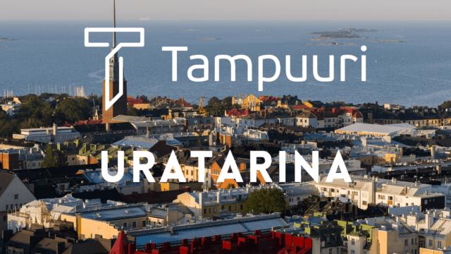"""Customer & People Success Manager Tarmo Hiltula: """"Päädyin Tampuurille työharjoittelun kautta, joka muodostui urani käännekohdaksi"""""""