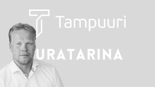 """Myyntijohtaja Marko Mäkelä: """"Olen myyjieni valmentaja ja he ovat tähtipelaajia, jotka tekevät työn menestyksemme eteen"""""""