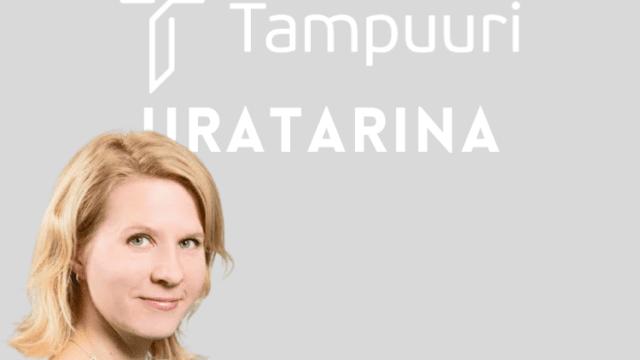 """Markkinointi- ja viestintäpäällikkö Jenni Pekkinen: """"Markkinoinnissa ja viestinnässä täytyy jatkuvasti pitää mieli avoimena ja olla valmis oppimaan uutta."""""""