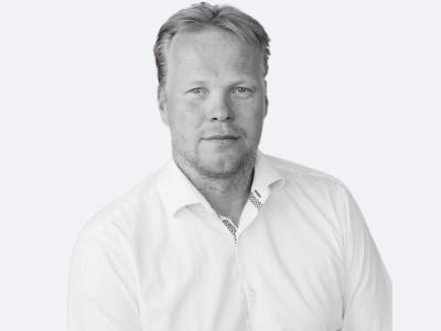 Myyntijohtaja Marko Mäkelä: