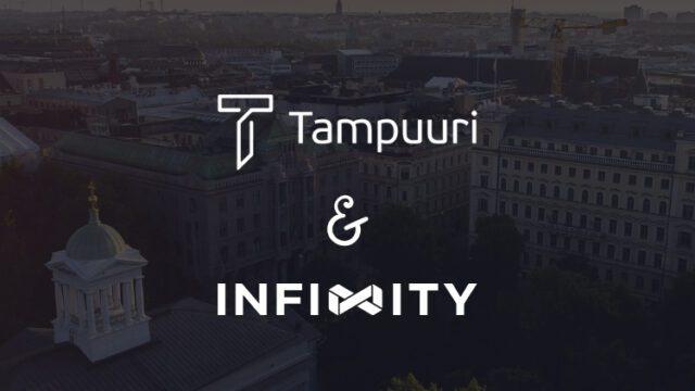 Visma Tampuurin kumppaniohjelma täydentyy: designtoimisto Infinityn palkitut palvelut mukaan kumppanitarjontaan