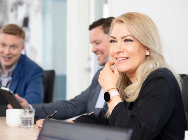 Blogi: Hyvinvoivat työntekijät ovat menestymisemme perusta